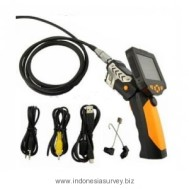 Jual Borescope NTS 200 ( flexible cable camera diameter 8,2 mm panjang 5 meter