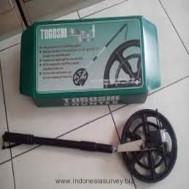 Jual Jual Meteran Dorong Measuring Wheel Togoshi