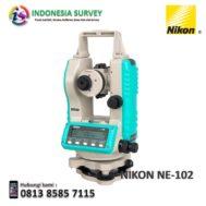 Jual Theodolit Nikon NE 101