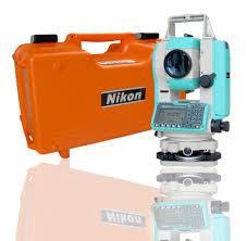 Jual Total Station Nikon Dtm 322 Nivo 5c 2C Bekas Second Harga Murah