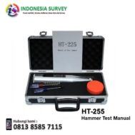 Jual Hammer Test manual HT-225A Ready Stok