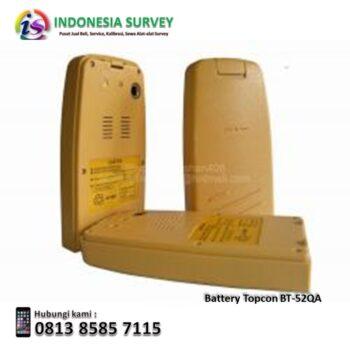 Jual Batre Topcon BT 52QA Buat Total Station Topcon GTS