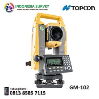 Jual Total Station Topcon GM 55